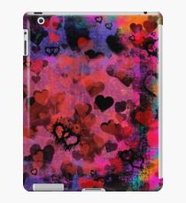 Passionate Hearts  iPad Case/Skin