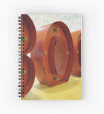 The Meaning Of Beauty Spiral Notebook