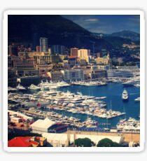 Monaco Sticker