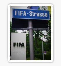 Fifa Headquarters Sticker