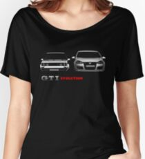 golf gti evolution Women's Relaxed Fit T-Shirt