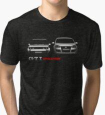 golf gti evolution Tri-blend T-Shirt