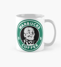 Warbucks Coffee Mug