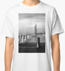 Ostia seafront: standpipe Classic T-Shirt