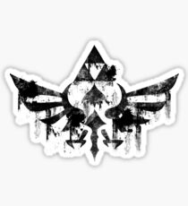 Skyward Symbol - Black Sticker