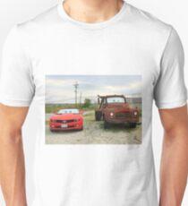 Mater & Lightning McQueen, Galena, Ks Unisex T-Shirt