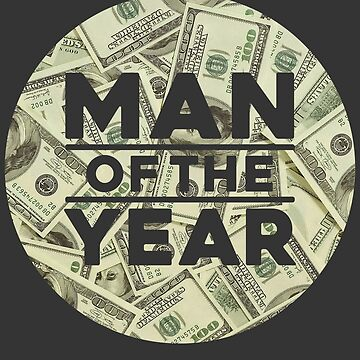 Man of the year by okclothing