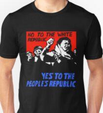 NO TO THE WHITE REPUBLIC T-Shirt
