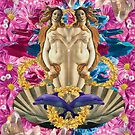 «rosa caramelo venus de cristal» de STORMYMADE