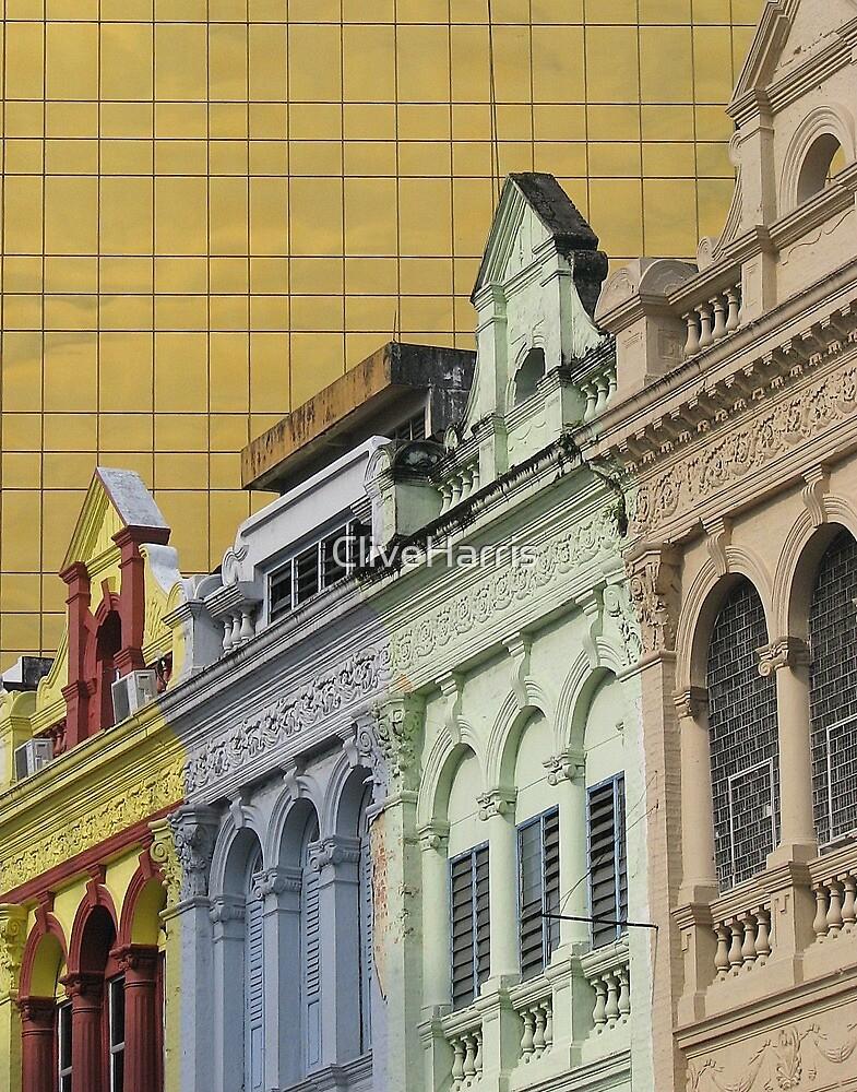 Juxtaposition #2 by CliveHarris
