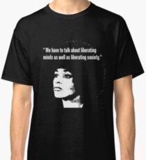 ANGELA DAVIS T-shirt classique
