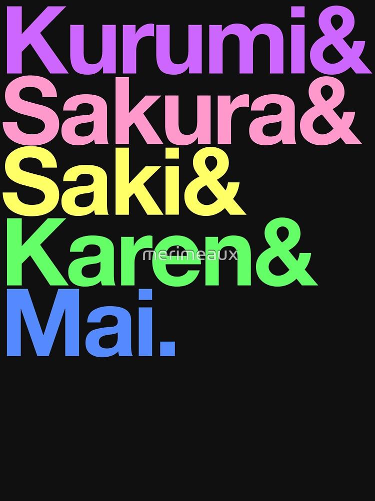 Takoniji goes Helvetica by merimeaux