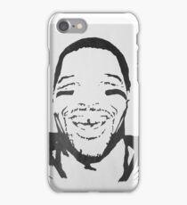 Michael Strahan Portrait iPhone Case/Skin