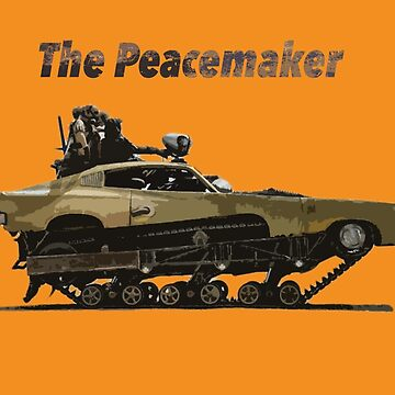 The Peacemaker by FKstudios