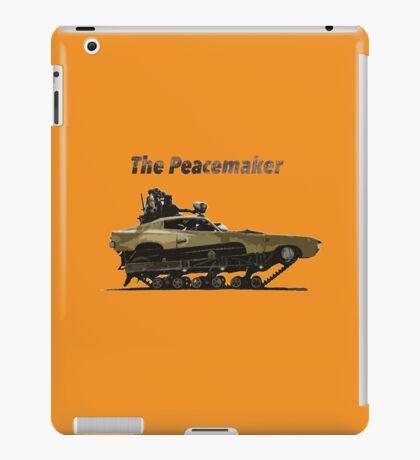 El pacificador Vinilo o funda para iPad