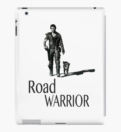 Guerrero del camino Vinilo o funda para iPad