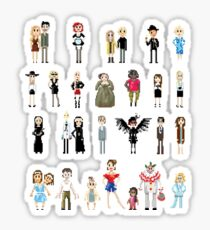 American Horror Story Sticker