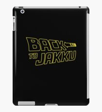 Back To Jakku  iPad Case/Skin