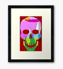 Skullimb Framed Print