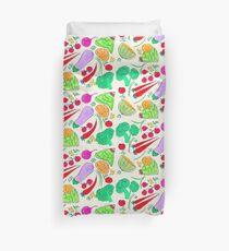 Vegetables!  Duvet Cover