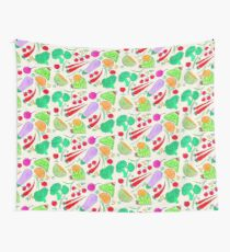 Vegetables!  Wall Tapestry