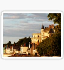 Chateau d'Amboise Sticker
