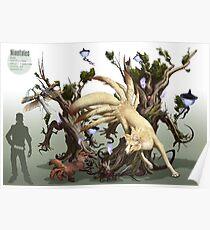 Ninetales Poster