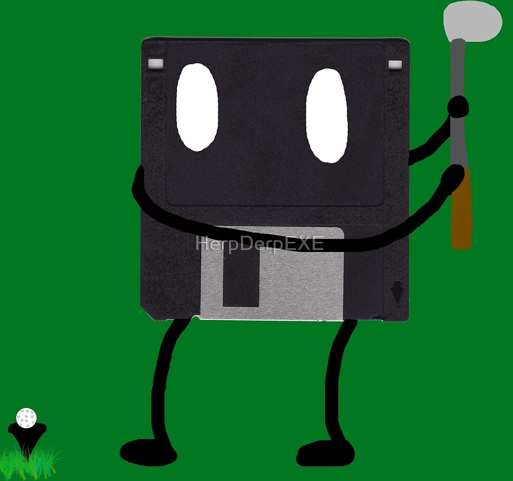 Floppy Drive. HAHA GET IT! by HerpDerpEXE