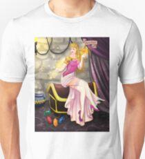 Princess Zelda Pinup Unisex T-Shirt