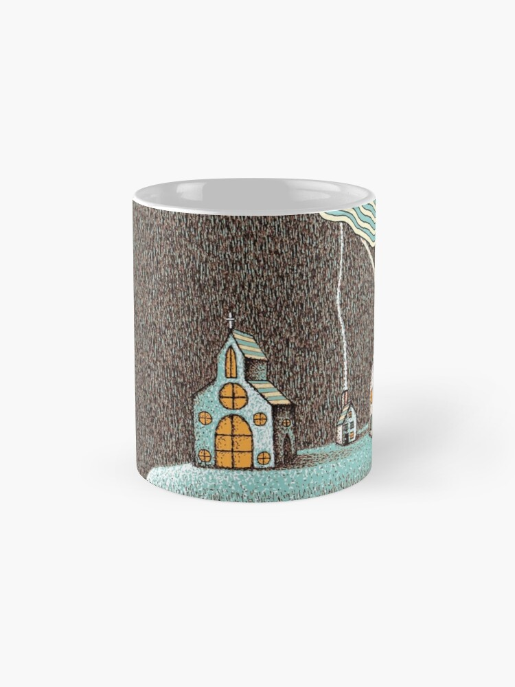 Alternate view of The Secluded Community Mugs