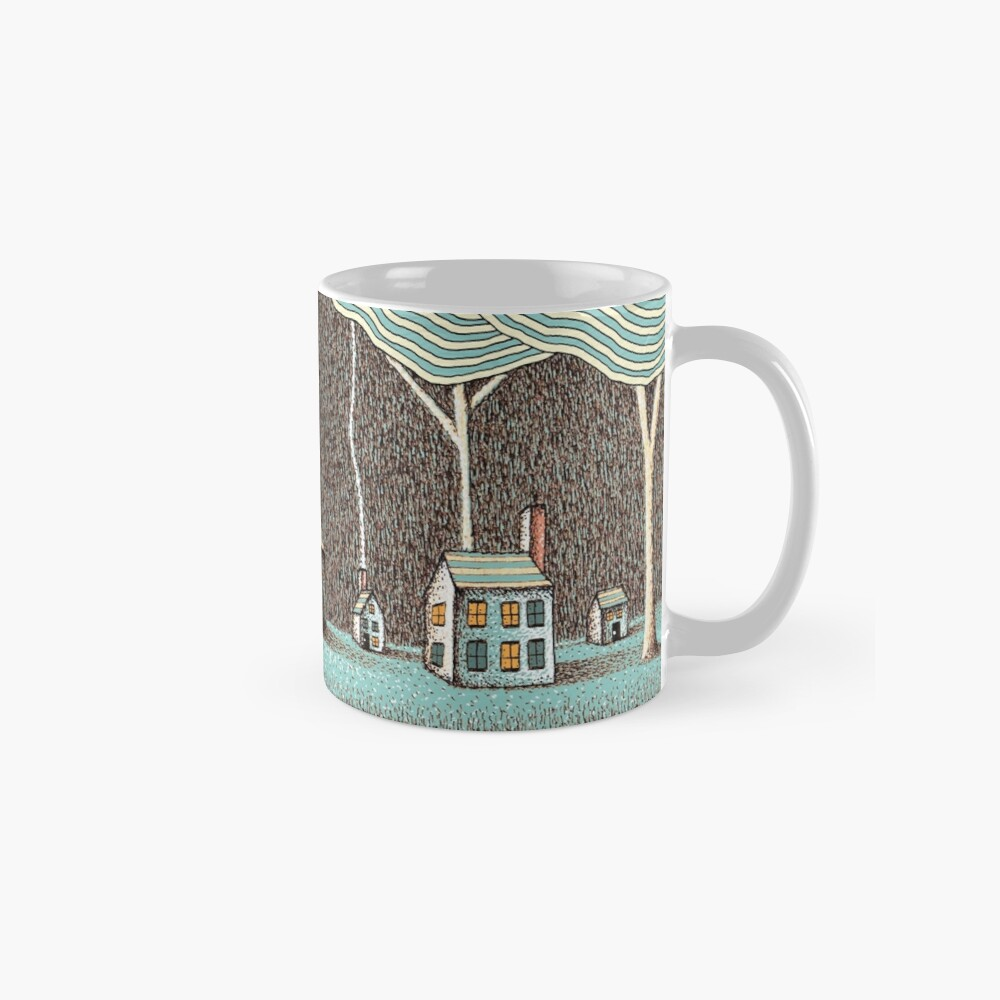 The Secluded Community Mugs