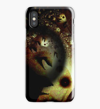 Cosmic Ballet iPhone Case