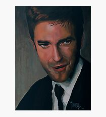 Edward Cullen Photographic Print