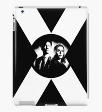 ♥♥♥ MULDER & SCULLY X FILES ♥♥♥ iPad Case/Skin
