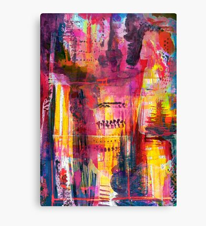 Intrinsic Canvas Print