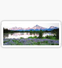 Grand Tetons 1 Sticker