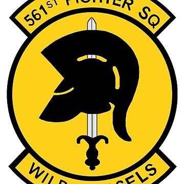 "561st Fighter Squadron ""Wild Weasels"" by geekomic"