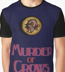 Murder of Crows Apparel Graphic T-Shirt