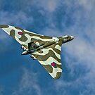 Avro Vulcan B.2 XH558 G-VLCN by Colin Smedley