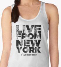 Live From New York, It's Saturday Night - Saturday Night Live Women's Tank Top