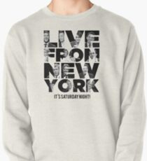 Live From New York, It's Saturday Night - Saturday Night Live Pullover