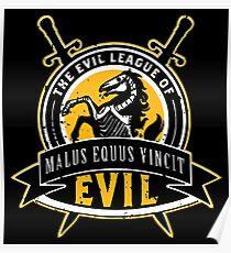 Evil League of Evil Poster