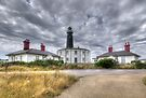 The Old Lighthouse by Nigel Bangert