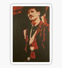Val Kilmer-Tombstone Sticker