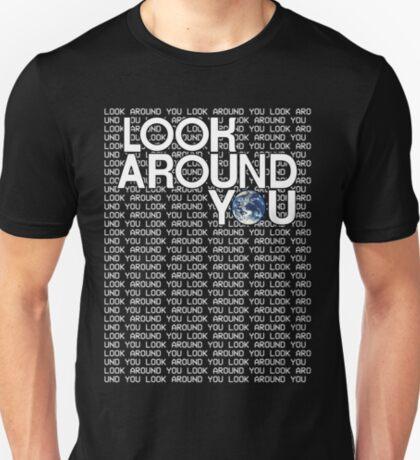 NDVH Look Around You 1 T-Shirt