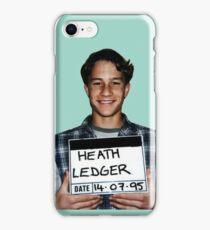 baby Heath iPhone Case/Skin