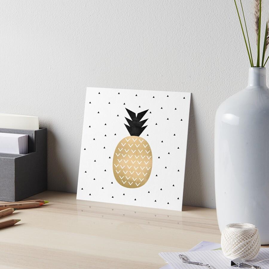 Ananas von Elisabeth Fredriksson