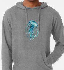 Sudadera con capucha ligera Medusa acuarela
