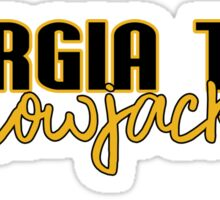 Georgia Tech Sticker