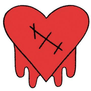 Robbie Heart by Barrykend